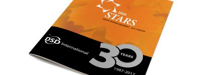 Our DSD STARS 2017 catalog is now available