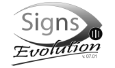 Signs Evolution III