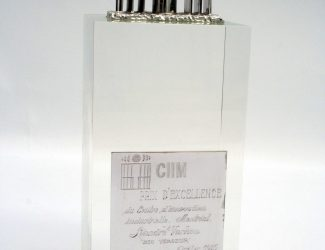 CIIM Excellence Award 1985