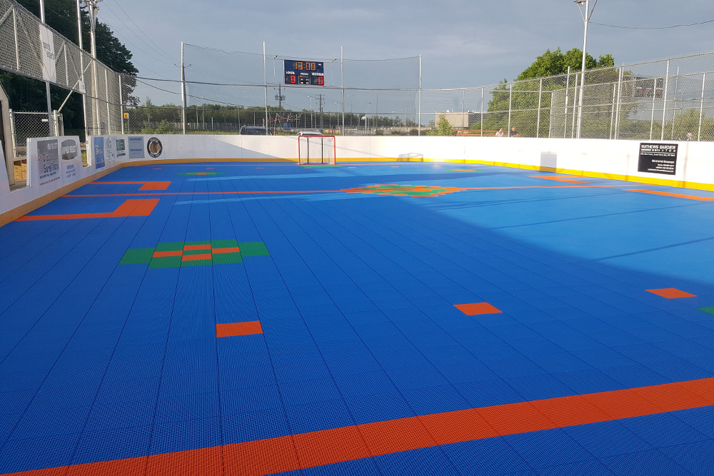 Surface de Dek Hockey à Sorel-Tracy