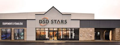 DSD STARS, first store in Thetford